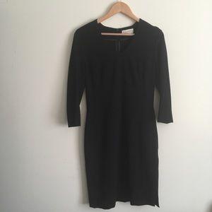 MM Lafleur | Black Career Dress 8